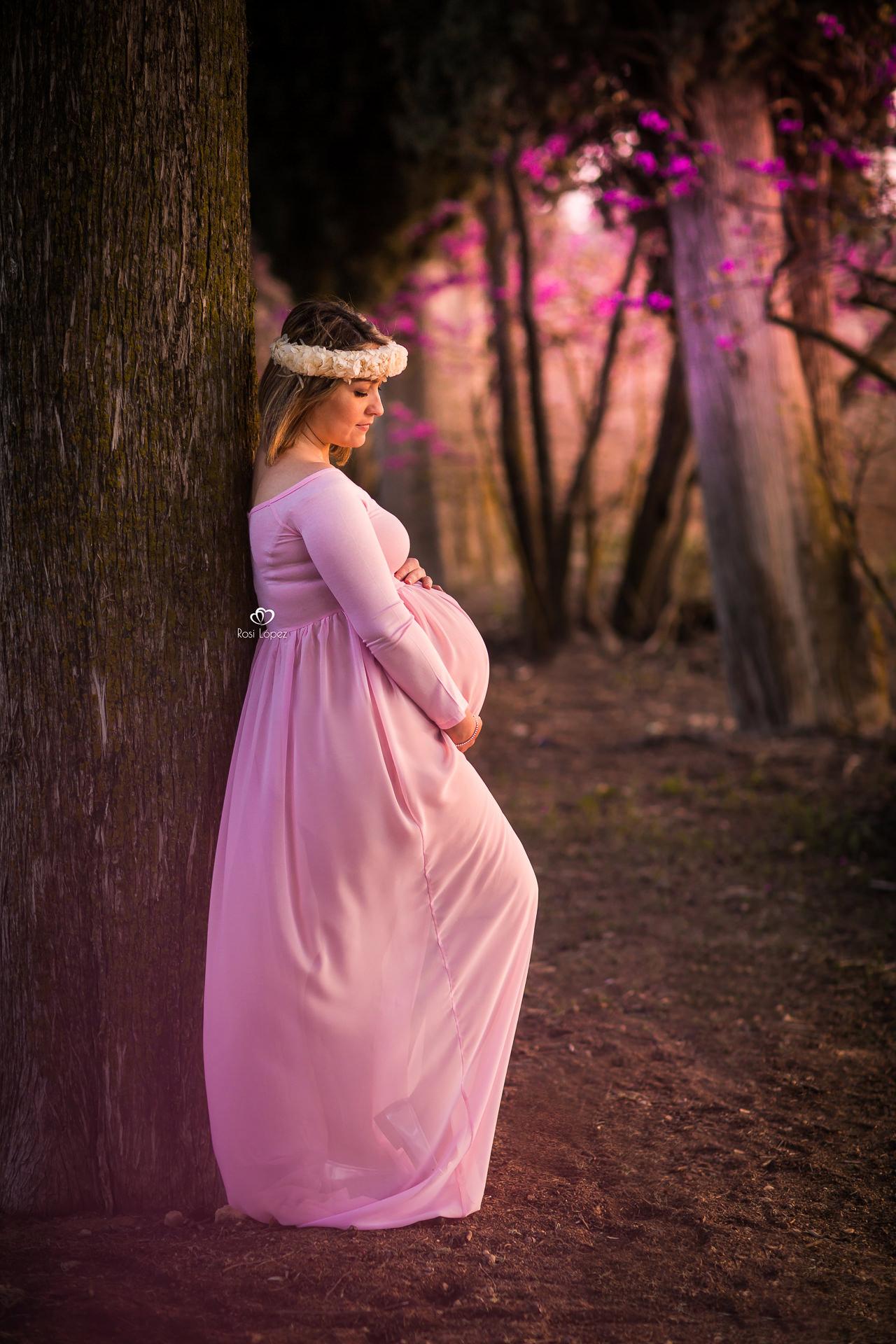 Fotografia embarazo tarancon horcajo de santiago sesion de fotos de maternidad 20