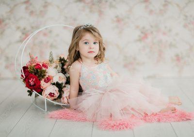 niñas rubias guapas